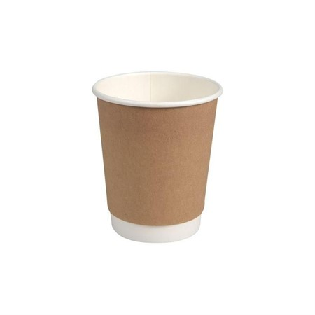 Bägare Kaffe Papp Double Wall 24cl