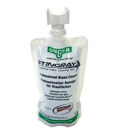 Glasputs Stingray Glass Cleaner 150ml Unger