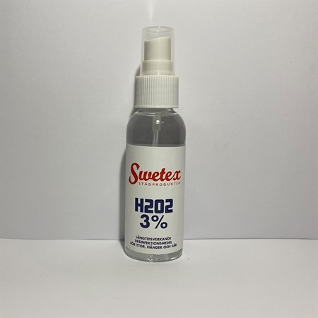 Orci desinfektion 3% väteperoxid 50ml spray